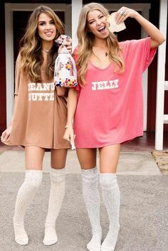 24 CREATIVE BEST FRIEND HALLOWEEN COSTUMES FOR 2018 – My Stylish Zoo