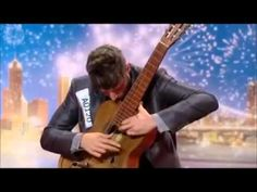 Tom Ward - Australia's Got Talent Audition 2011/// absolutely stunning guitarist