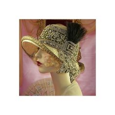 Imgur via Polyvore featuring vintage, hats and people