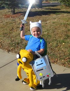 Adventure Time cosplay!