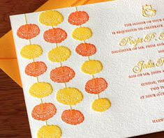 Invitation Highlight: Indian Wedding Card Designs