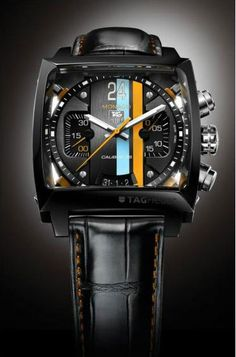 find me this watch - TAG Heuer Monaco Twenty Four Concept Chronograph 40th