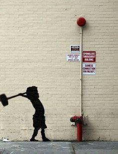 New Banksy ... Bronx New York City