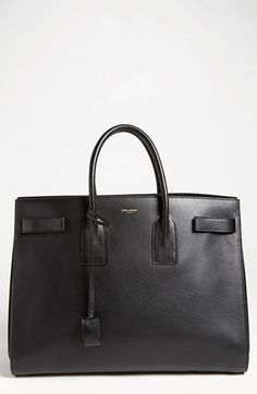 Saint Laurent 'Sac de Jour' Leather Tote | Nordstrom  Literally in my dreams.