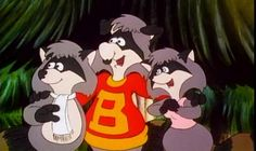 The Raccoons   15 Cartoons From The '80s You Probably Forgot Existed