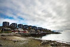 (Nuuk) Groenland selber buchen: Kosten und Route von PASSENGER X