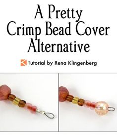 how to use double crimp beads