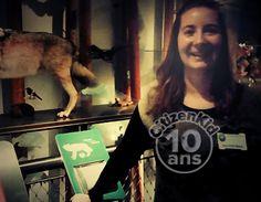 #citizenkid | Marie Gautier nous parle de la Galerie des enfants du Muséum d'histoire naturelle