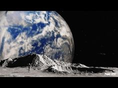 """Unedited NASA footage of """"moon landing"""" - You still don't believe in a flat earth? - YouTube"""