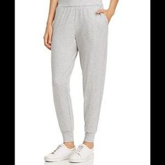 I just discovered this while shopping on Poshmark: Eileen Fisher Tencel Fleece Joggers/Lounge Pant. Check it out! Price: $30 Size: M, listed by cfling
