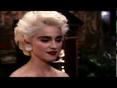 Madonna - Who's That Girl (Official Music Video) Madonna Material Girl, Material Girls, Madonna Music Videos, Pop Songs, Types Of Music, Original Song, Greatest Songs, Girl Gifs, Pop Music