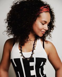Alicia Keys....beautiful!! ❤️❤️❤️❤️❤️❤️