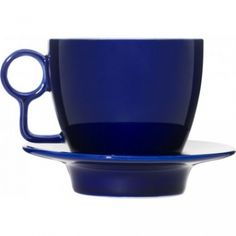 Sagaform Coffee Cup and Saucer/Lid