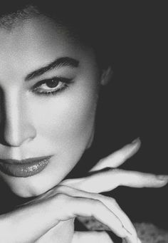 "Ava Gardner - ""I've never known a more charismatic and alluring woman - she radiated sex appeal, the rare kind that comes with a seductive hint of danger."" - Terry O'Neill"