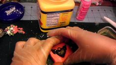 Learn how to make your own silicone molds that are a lot less expensive...