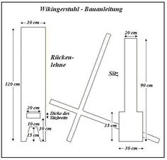 Group of Free Celts :: Building instructions Vikings-Steckstuhl - - UPCYC. - Group of Free Celts :: Building instructions Vikings-Steckstuhl – – UPCYC… Group of Free Celts :: Building instructions Vikings-Steckstuhl – – UPCYCLING IDEAS Door Furniture, Farmhouse Furniture, Furniture Layout, Furniture Plans, Furniture Stores, Furniture Websites, Furniture Dolly, Steel Furniture, Furniture Online