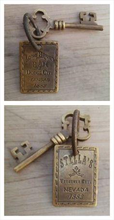 Historical Skeleton Keys
