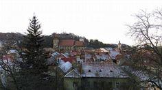 Brasov - One Beautiful City #winter #city #land #tree #revelionAmicus2015 #brasov #nofilter