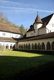 Le Cloître de Saint-Ursanne / Jura / Suisse