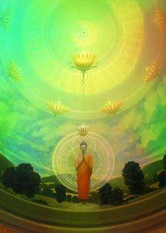 yogibe:  vufus:  Flowers Bloom atfreesangha.com  Namaste! _/|\_