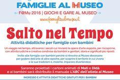Anche quest'anno il Museo diocesano di Reggio Calabria partecipa alla Giornata nazionale delle famiglie al Museo, cui aderiscono in Italia oltre 700 musei: l'appuntamento di domenica 9 ottobre pomeriggio è rivolto a bambini, coinvolti ...