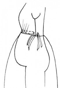 Great Expectations- great article on making a dress that works with pregnancy
