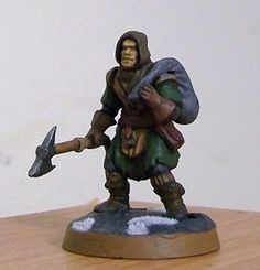 The Renaissance Troll: Frostgrave - The Hunt for the Golem