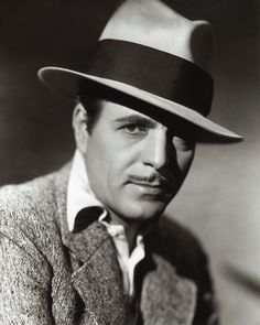 "Warner Baxter: ""In Old Arizona"" - 1930"