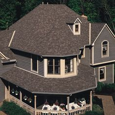 Best Bc93 Arh Plan The Huntington 1064F Exterior 4 Roof 400 x 300