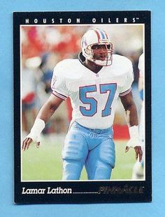 Football Trading Cards, Football Cards, Football Team, American Football League, National Football League, Houston Oilers, Nfl History, Football Conference, Tennessee Titans