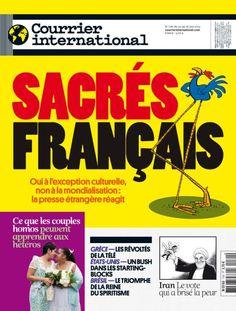 Elle l'aura eue, la France, son exception culturelle !   Cause juste ou combat d'avant-garde ? Une chose est sûre, selon la presse étrangère : les Français ne font jamais rien comme les autres !