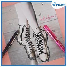 Buď vždy svá! :) Combat Boots, Pilot, Shoes, Fashion, Moda, Zapatos, Shoes Outlet, Fashion Styles, Pilots