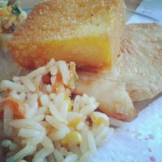 Almoço do meio da semana é sempre comida caseira :)