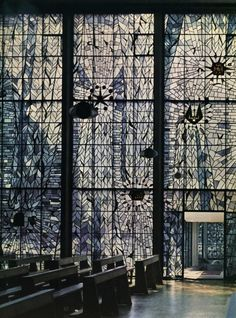 The Vluchtkerk (refuge church): the former Sint-Joseph church in Amsterdam (Gerard Holt, 1941-50)