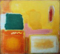 Mark Rothko, Mauve Intersection (No 16/No 12), 1948