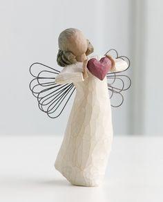 With Love – Willow Tree figurine Susan Lordi