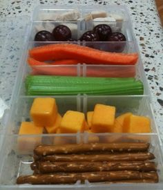 Market Street Health and Wellness: Potluck Tuesday: Teaching Your Kids to Make Their Own Healthy Lunch
