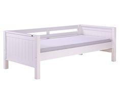 Cama BASIC com proteção G. Sofá Cama ou Day Bed. #daybed #crofths #crofthousemoveis #camabasic #sofacama #camacomprotecoes