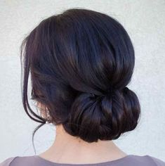 Vintage bridal updo                                                                                                                                                     More