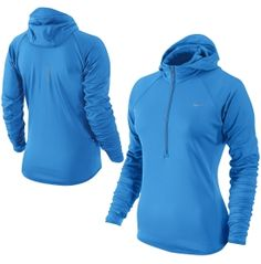 Nike hoodie.  This is cute--maybe I'll get it for this winter with my gift cards from Christmas! :D