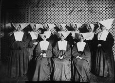 In 1918, the Daughters of Charity were deployed to a hospital near the Italian Front.
