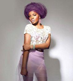 stylish Seyi Shay!