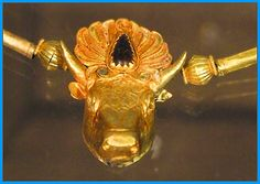 Ancient gold treasures unearthed in Thracian tomb near Black Sea in the village of Sinemoretz