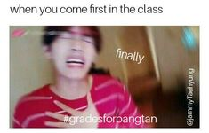 Home made bts memes:school edition   ARMY's Amino