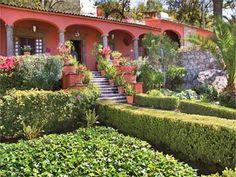 Hotel Casa de Sierra Nevada, Hoteles en San Miguel de Allende
