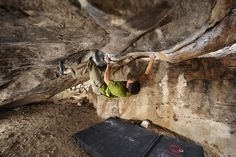Bouldering Trip USA by mammutphoto, via Flickr