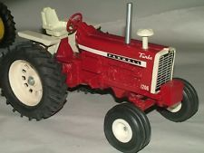 Mouse over image to zoom        Have one to sell? Sell it yourself International I206, Custom Toy Farm Tractor by Ertl, 1/16th scale. $210