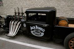 [Jack D and Rat Rods mixed nothing better] ... This is freakin' awesome