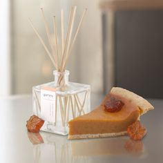 Savour the sweetness of quebec maple + pumpkin pie in this gourmand scented reed diffuser. Made with premium fragrance oils, reed diffusers emit a continuous fragrance with little maintenance. Scented Oil Diffuser, Candle Diffuser, Scented Oils, Home Fragrances, Candle Making, Fragrance Oil, Quebec, Scented Candles, Pumpkin