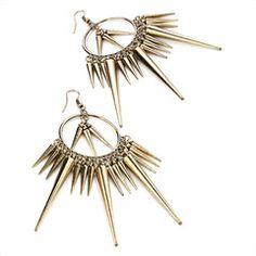 Cool earrings
